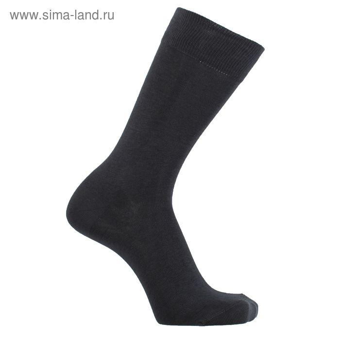 Носки мужские INCANTO, цвет grafite (серый), размер 4 (44-46) (арт. BU733009)