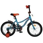"""Велосипед двухколесный 18"""" """"NEPTUNE"""" цвет синий Х60742-К"""