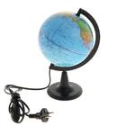 Глобус политический диаметр 150 мм, с подсветкой