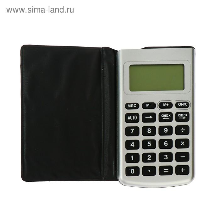 Калькулятор карманный 08-разрядный KD-2239BC