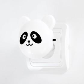 Ночник 'Панда' белый Ош