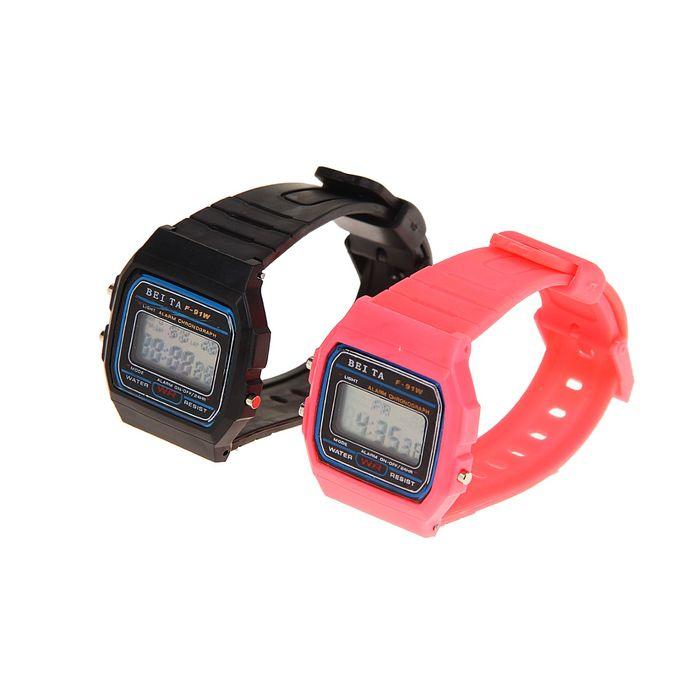 430a3ac5 Часы наручные женские, электронные, с силиконовым браслетом Bei Ta микс
