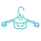 Вешалка-плечики детская, цвет МИКС
