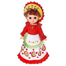 Кукла «Эля Дымковская барыня», 30,5 см