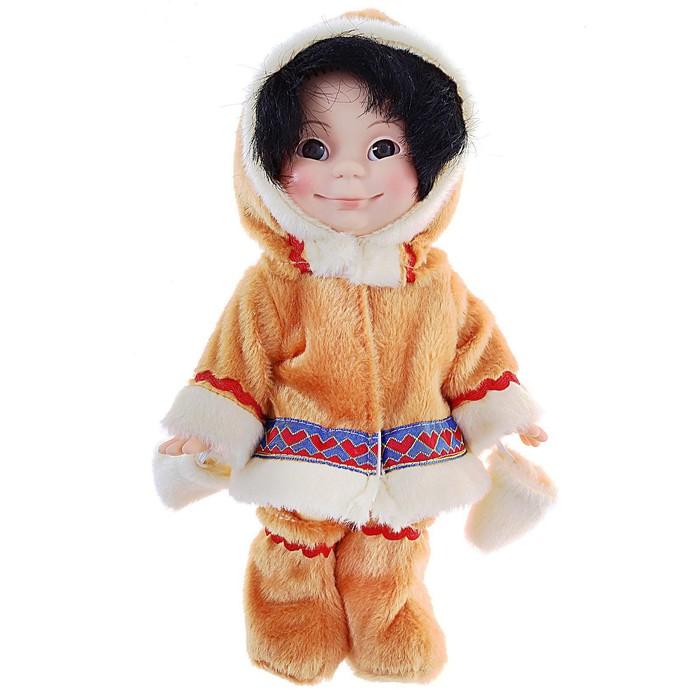 Кукла «Веснушка северянин», 26 см - фото 1588937