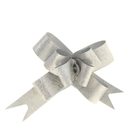 "Bow-tie № 1,2 ""Inv"", color silver"