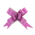 "Bow-tie № 1,2 ""Inv"", color raspberry"