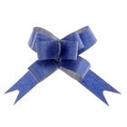 "Bow-tie № 1,2 ""Inv"", color blue"