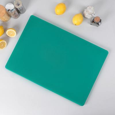 Доска разделочная 60×40 см, цвет зелёный