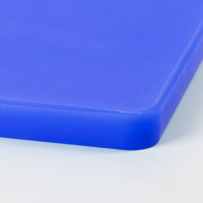 Доска разделочная 60×40 см, цвет синий