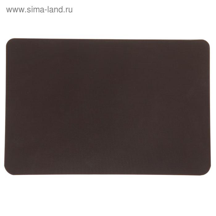 Доска разделочная, 50*35*1,5 см, коричневая