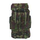 """Рюкзак туристический """"Милитари"""", трансформер, 1 отдел, 3 наружных и 2 боковых кармана, объём - 30л, цвет хаки"""