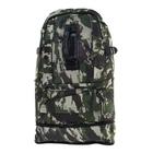 """Рюкзак туристический """"Милитари"""", трансформер, 1 отдел, 2 наружных и 2 боковых кармана, объём - 24л, цвет хаки"""