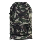 """Рюкзак туристический """"Пиксель"""", трансформер, 1 отдел, 2 наружных и 2 боковых кармана, объём - 30л, цвет хаки"""