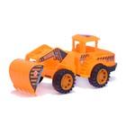 Трактор инерционный «Строитель», МИКС - фото 105655606