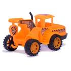Трактор инерционный «Строитель», МИКС - фото 105655598