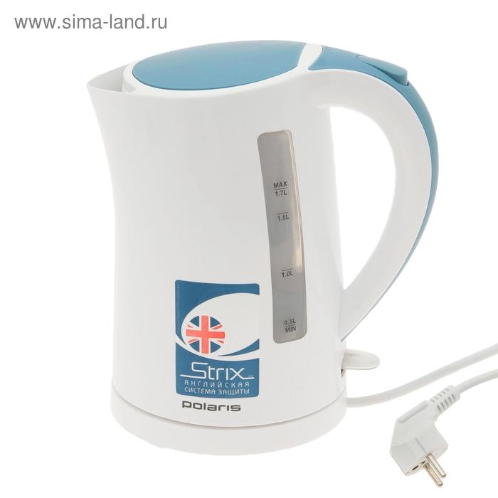 Чайник электрический Polaris PWK 1739C, 1,7л