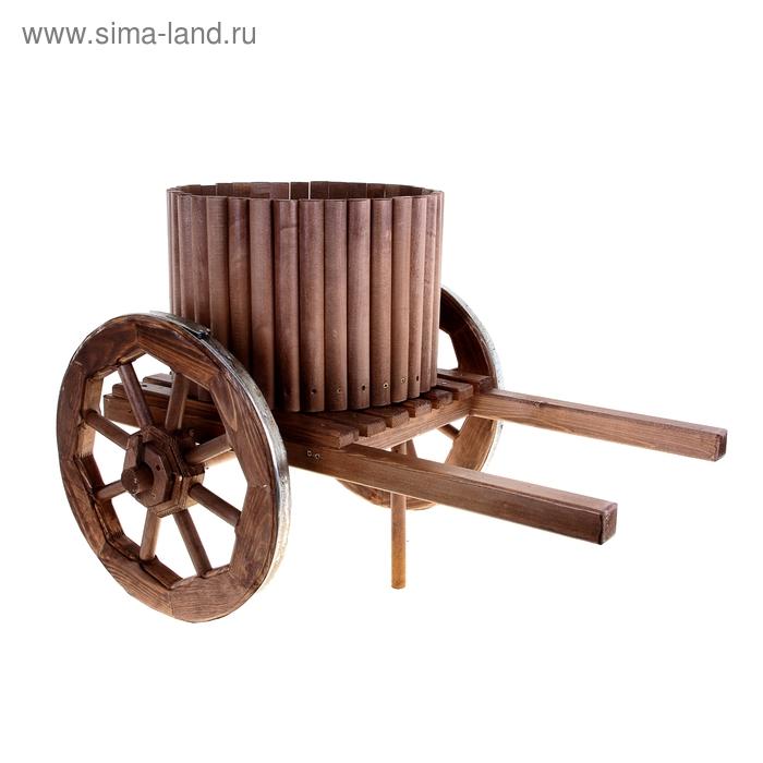 """Подставка цветочная """"Арба"""" малая 85х70х62 см"""