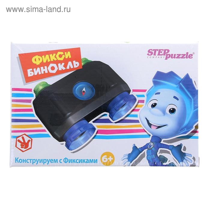 """Развивающая игра """"Фикси-бинокль"""""""