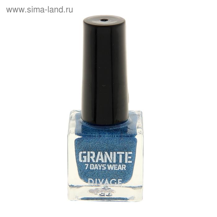 Лак для ногтей Divage Granite № 06