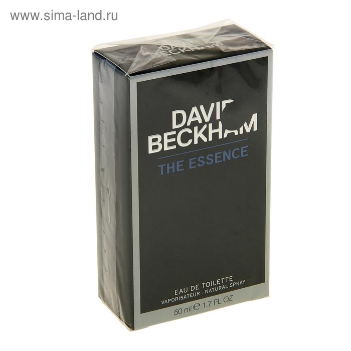 Туалетная вода David Beckham The Essence 50 мл
