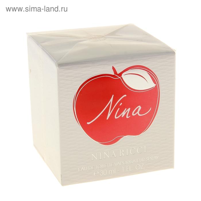 Туалетная вода Nina Ricci Nina 30 мл