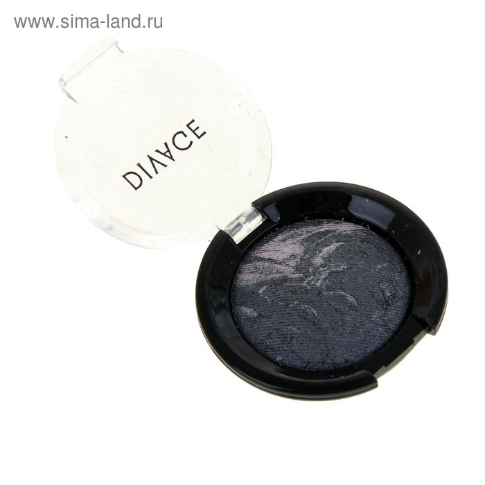 Тени для век Divage, запеченные, Colour sphere № 14