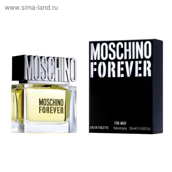 Туалетная вода Moschino Forever 30 мл