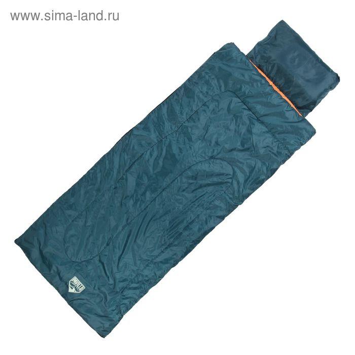 Спальный мешок Hibernator 200, 190х84 см, от 9°C до 13°C.