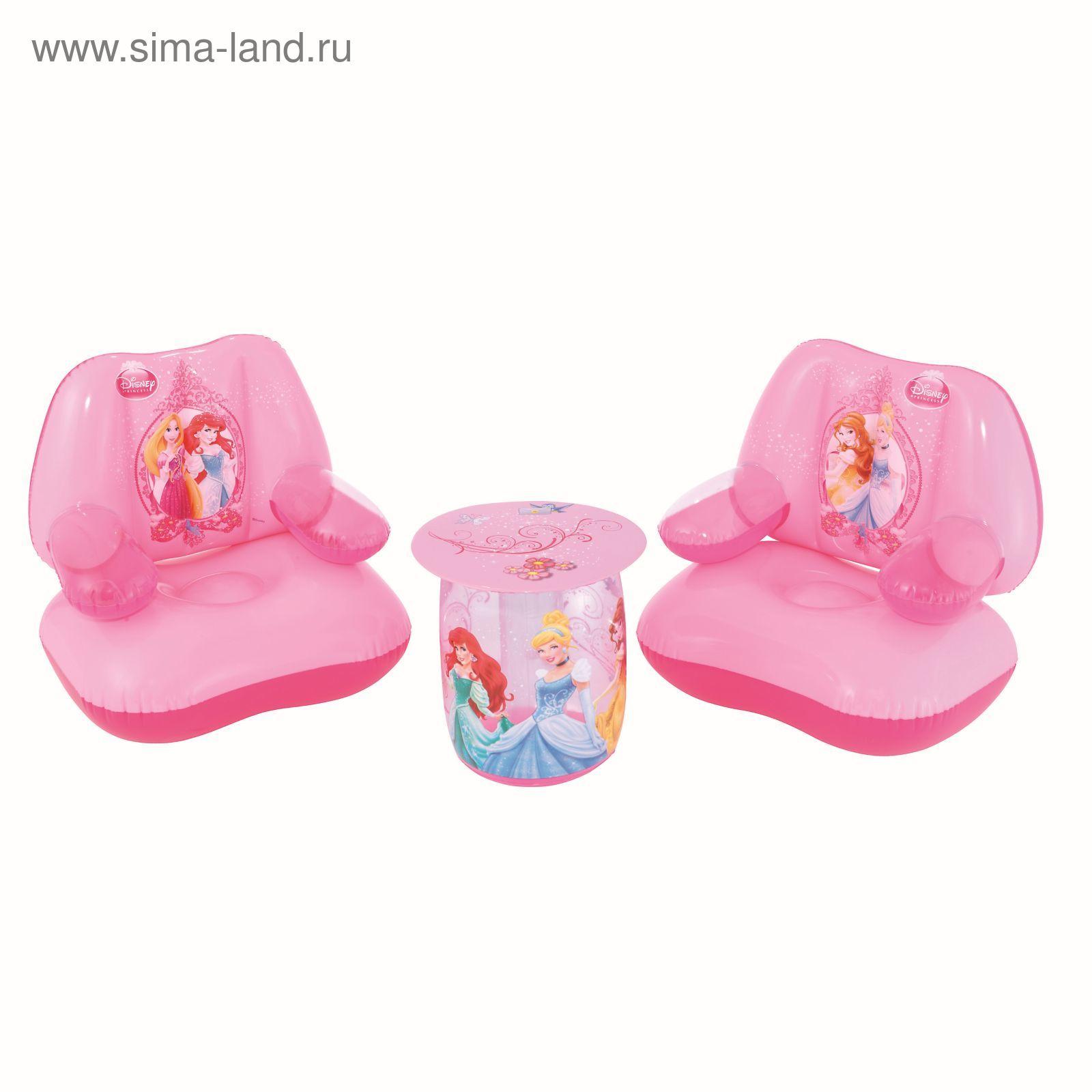 ecb03bb67945 Набор надувной мебели Disney