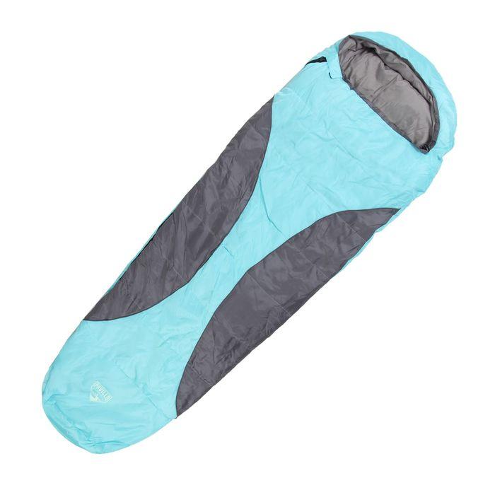 Спальный мешок Wrap 300, 230х80х55 см, от -3°C до 3°C, МИКС