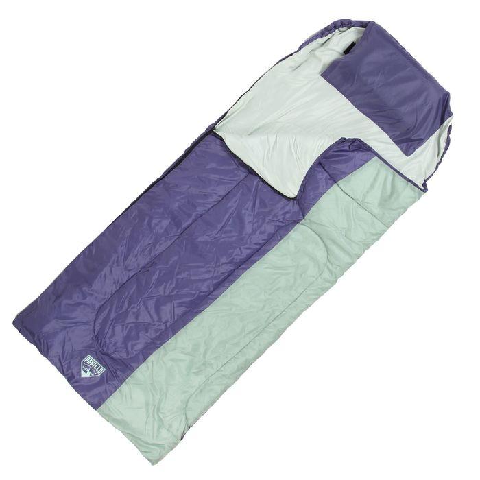 Спальный мешок SLUMBER 300, 205х90 см, от 0°C до 5°C, цвета МИКС