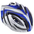 Шлем велосипедиста взрослый T23, размер 52-60 см, цвета МИКС