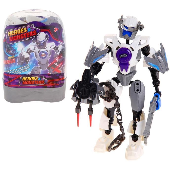 Конструктор-робот «Герой Arhangel», 33 детали