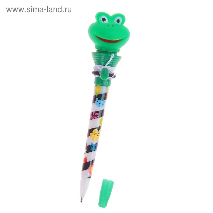 """Ручка-стрелялка """"Лягушка"""""""