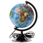 Глобус политический «Классик», диаметр 210 мм, с подсветкой