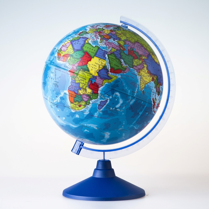 Глобус политический «Классик Евро», диаметр 250 мм