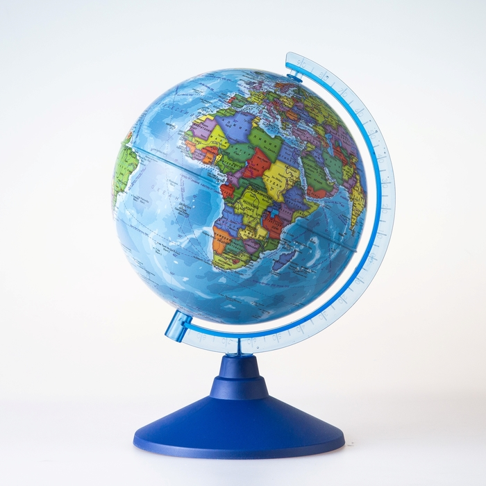 Глобус политический «Классик Евро», диаметр 150 мм