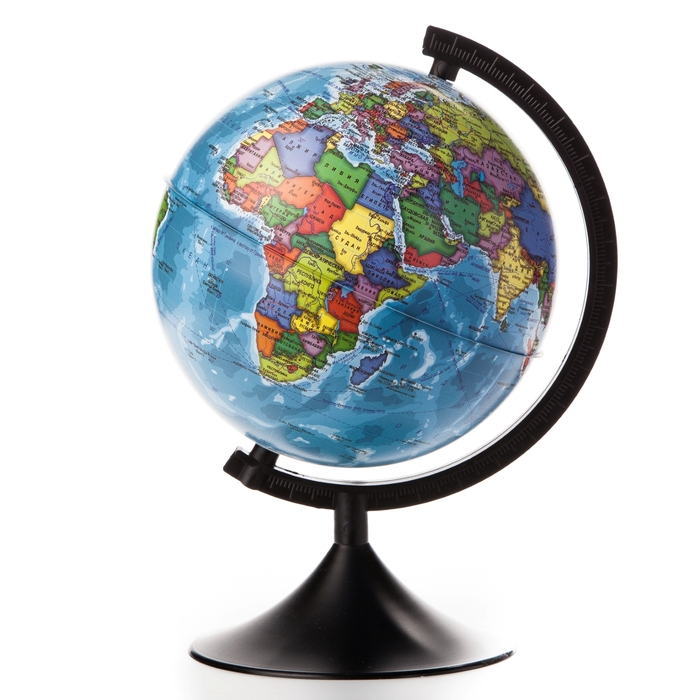 Глобус политический «Классик», диаметр 210 мм