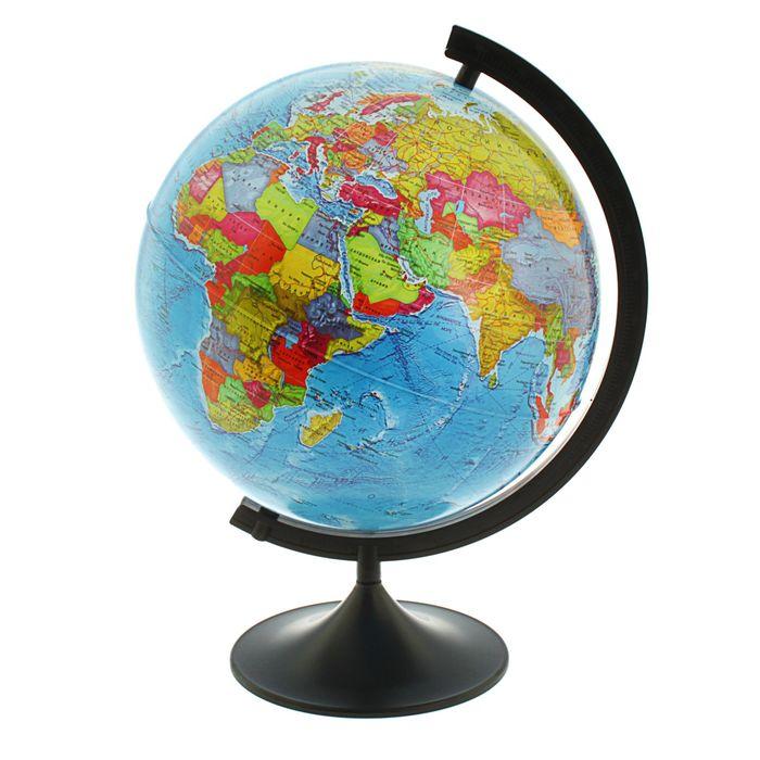 Глобус политический «Классик», диаметр 320 мм