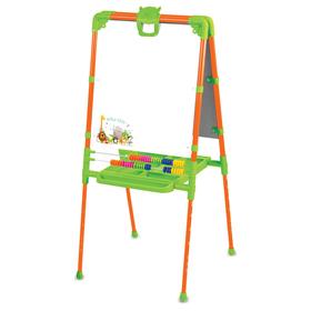 Мольберт детский, двусторонний «Растущий», регулируется по высоте, размер 755 × 516 × 70 мм