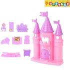 Замок для куклы с мебелью, МИКС