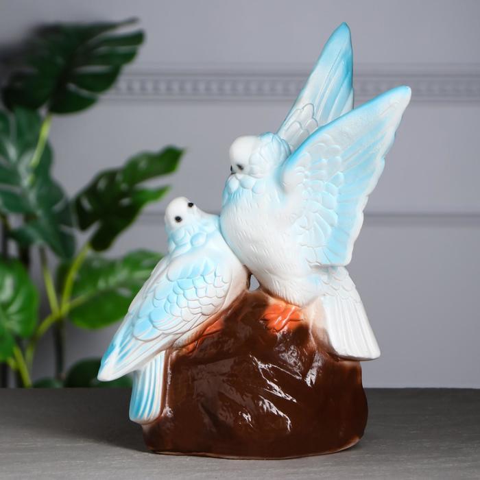 """Копилка """"Голуби"""", разноцветный, 36 см,"""