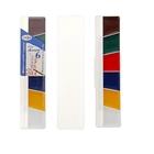Акварель «Гамма ЛИЦЕЙ», 6 цветов, в пластиковой коробке, без кисти
