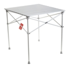 Стол складной Premium, размер 70 х 70 х 70 см, алюминий, чехол