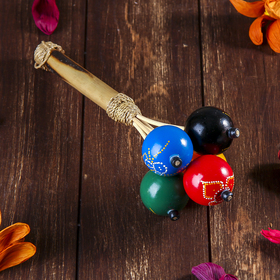 Maracas with 5 balls