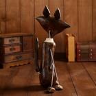 """Сувенир """"Котёнок на проволочных ножках"""" - фото 880011"""