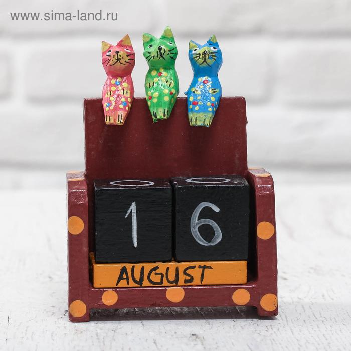 """Календарь настольный """"Три котёнка"""""""