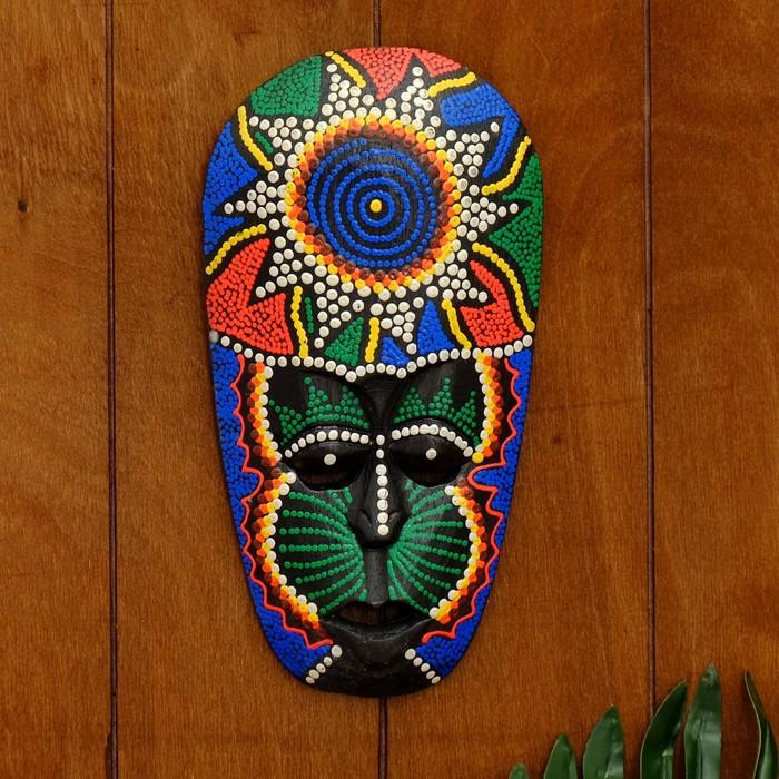 мастер-классы пошаговыми африканские маски из папье маше с фото находится трех бассейнах