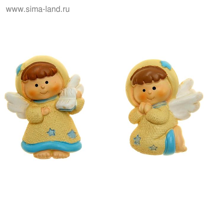 """Магнит """"Малыш - ангелочек"""" МИКС"""